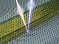 Verzerrungen in 2D-Materialien messen und Eigenschaften gezielt anpassen