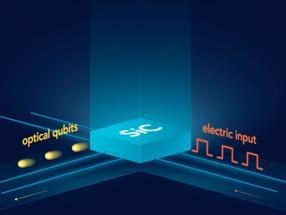 Material for high-speed quantum internet