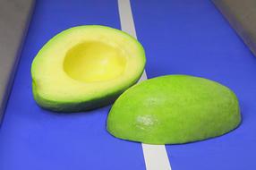 Fertigprodukt nach der Verarbeitung mit der KRONEN Convenience Avocado Linie