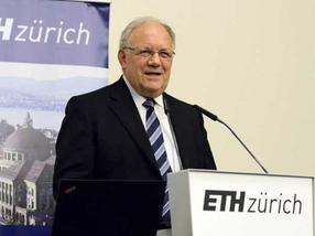 Seizing opportunities: Federal Councillor Johann Schneider-Ammann spoke about the business potential of digitalisation at an event on smart farming.