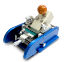Neue Table-Top Schneidemaschine für Ihre Proben
