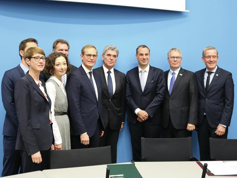 Siemens will 600 Millionen Euro in Berlin investieren