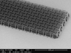 """Ultradünne und ultraleichte """"Nanokartonagen"""""""