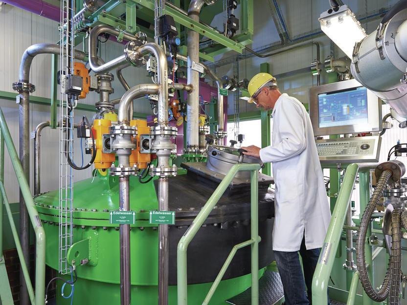 LANXESS investiert in Ionenaustauscher-Produktion in Leverkusen