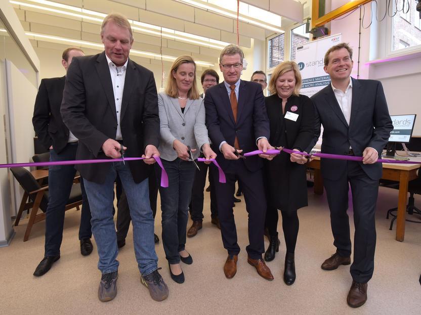 Uni Kiel eröffnet Inkubator für Unternehmensgründungen