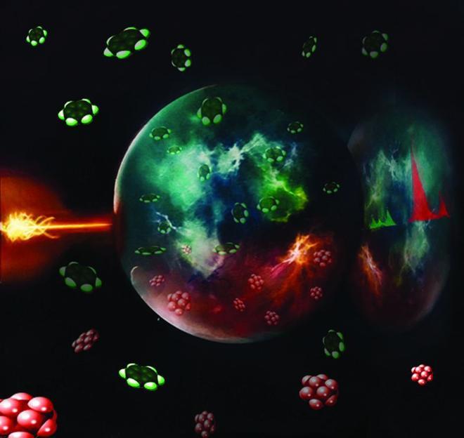 Neues Messprinzip für chemische Katalyse