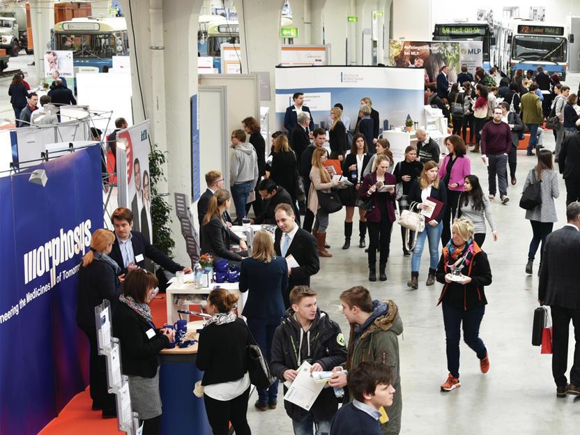 jobvector career day in München