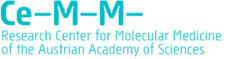 Logo CeMM Research Center for Molecular Medicine of the Austrian Academy of Sciences