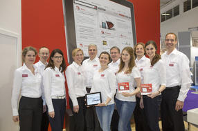 Convincing performance by CHEMIE.DE at analytica 2014