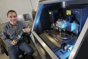Eiweiß-Nanofasern als Bausteine für innovative Materialien