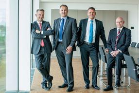 Geschäftsleitung der Westfalen Gruppe neu formiert