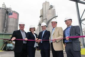 Evonik Completes Precipitated Silica Expansion In Chester, Pennsylvania