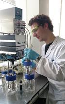 Bakterien sollen Biokraftstoff produzieren
