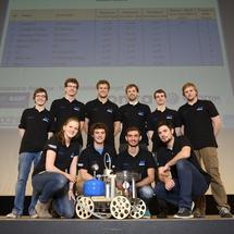 Team der RWTH Aachen gewinnt ChemCar-Wettbewerb 2014