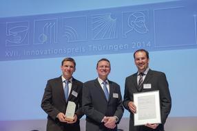 ZEISS erhält Thüringer Innovationspreis 2014 für Digitalmikroskop