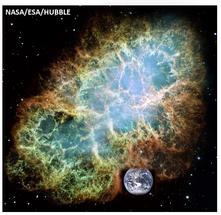Interstellarer Staub gibt Aufschluss zur Entstehung chemischer Elemente