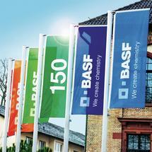 BASF celebrates its 150th anniversary in 2015
