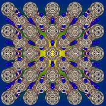 fullerene molecules