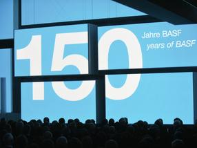 BASF celebrates its 150th anniversary