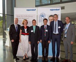 Eppendorf Award 2015 Prize Ceremon