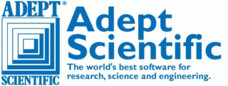 Logo Adept Scientific GmbH