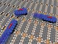 Moleküle in der Radarfalle