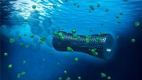 Tiny microbots that can clean up water
