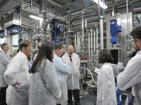 Merck abre en España un centro de producción exclusivamente de meglumina