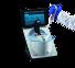 Análisis espectrofotométrico de UV visible con capacidad de conexión Wi-Fi