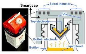 Verschluss: Sensibles Sensor-System erkennt Abgelaufenes