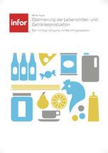 Optimierung der Lebensmittel- und Getränkeproduktion - Der richtige Umgang mit Nachfragespitzen