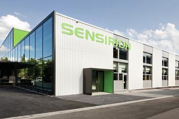Sensirion Produktionsgebäude