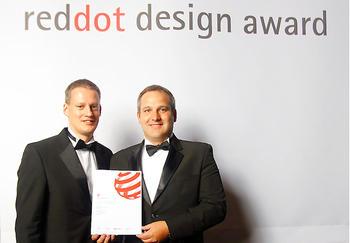ELGA gewinnt Red Dot Award 2011 für Produktdesign