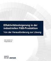 Effektivitätssteigerung in der industriellen F&B-Produktion
