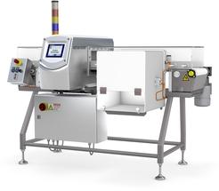 Profile Advantage Metallsuchgeräte bieten eine bessere Erkennungsempfindlichkeit bei leitfähigen Produkten und schließen Fehlausschleusungen nahezu aus. (Im Bild: Profile Advantage S80)