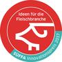 Die Fachbesucher erkennen die Preisträger des SÜFFA-Innovationspreises an dieser Auszeichnung.