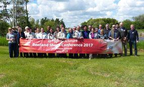 Konferenzteilnehmer in Saskatoon, Kanada