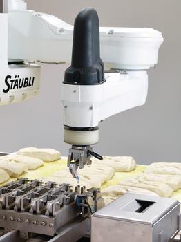 FAST picker TP80 - scoring of bread