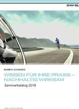 Seminar- und Trainingsprogramm 2018 - DNV GL