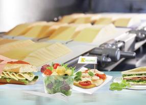 Frischpack liefert diverse Käsesorten mit optimalen Verarbeitungseigenschaften und in unterschiedlichsten Formaten.
