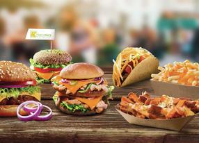 Mit den vielfältigen Cheddar-Angeboten von Frischpack gelingen die neuesten Street-Food-Kreationen problemlos.