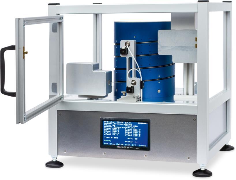 Hyper-fast Full-Range Gas Chromatography - - Full