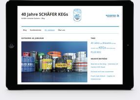 nter www.schaefer-kegs.de berichtet SCHÄFER Container Systems künftig regelmäßig über die Facetten der Branche aus einer persönlichen Perspektive.