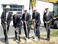 Chemetall setzt Spatenstich für Ausbau des Produktionsstandortes Langelsheim