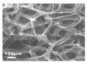 Graphene foam detects explosives_2