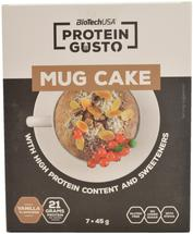 BioTechUSA Protein Gusto Vanilla Flavoured Mug Cake