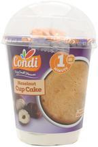 Condi Hazelnut Cup Cake