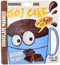 Go! Cake Instant Chocolate Cake Mix