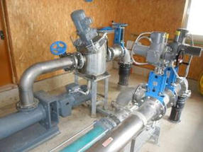 modernen Biogasanlagen
