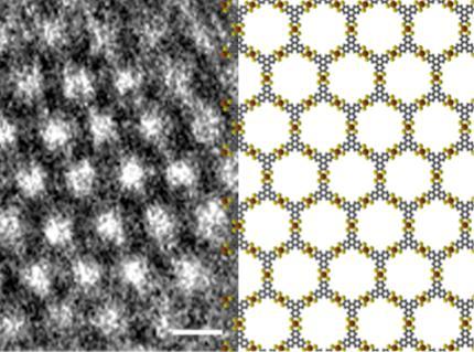 Nueva Estructura Metal Orgánica Para Aplicaciones Electrónicas